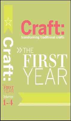 Craft: The First Year: 4 Volume Collector's Set: 1-4 - Hardcover NEW Sinclair, C