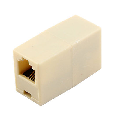 RJ11 Telephone Cable Inline Connector Adaptor Coupler Bpxzf
