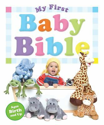 My First Baby Bible by Michelle Lee Wysocki (2010, Board Book)