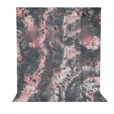 PHOTOGRAPHY Hand Dyed  6' x 9' Muslin Backdrop Background