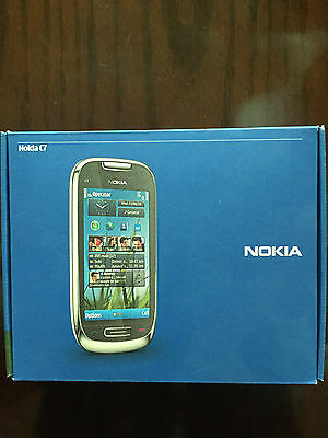 Nokia C Series C7-00 - 8GB -Amoled Display (Unlocked) Smartphone/ Free Shipping