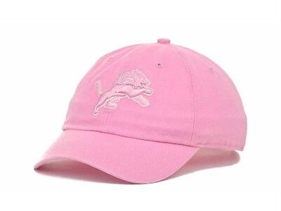 New Licensed NFL Detroit Lions PINK Womens Hat     TOO CUTE!     LAST ONES!