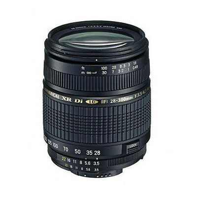 Tamron 28-300mm F/3.5-6.3 AF XR Di LD For Pentax, With 6-Year USA Warranty