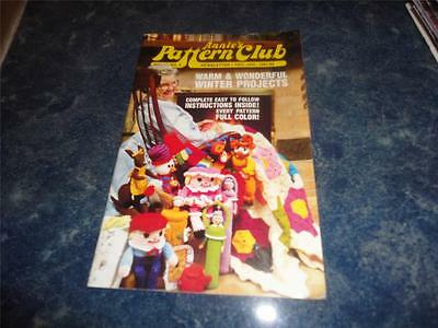 Annie's Pattern Club Digest Number 6-December-January-1982-Great Shape
