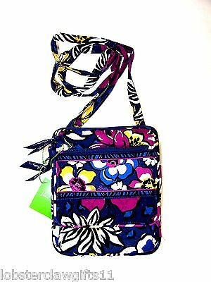 Vera Bradley - Mini Hipster in African Violet NWT
