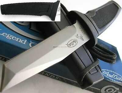 Colt Tactical Defense Guardian Boot Neck Tanto Knife W/Magnetic Sheath CT57