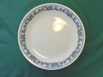"Set of 4 Corelle Old Town Blue Onion Pattern 10-1/4"" Dinner Plates"