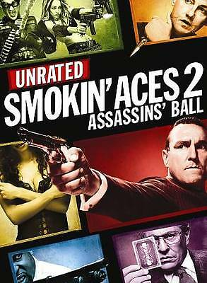 Smokin' Aces 2: Assassins' Ball (DVD, 2010, Rated/Unrated) WS Free Ship #S3931