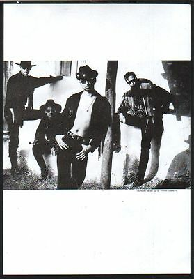 1990 Depeche Mode JAPAN mag photo pinup / mini poster picture /clipping d02r