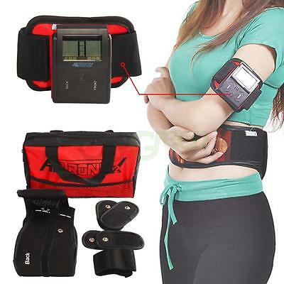 AB Tronic X2 Toning Belts Massager Exercise Sport Arm Leg Waist Muscle Fitness