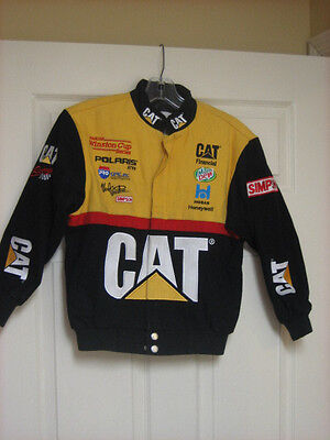 Racing Champions Winston Cup Series CAT JACKET #22 Ward Burton Youth S
