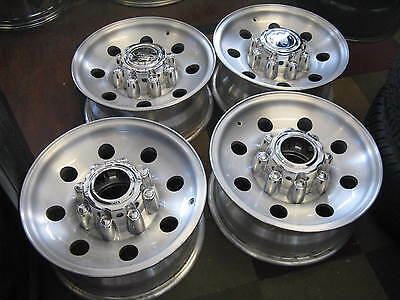FORD F250 F350 EXCURSION 16X7 FACTORY ORIGINAL OEM ALLOY WHEELS RIMS 3338A