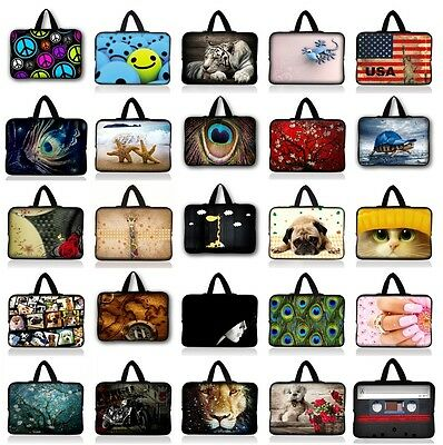 """12"""" 12.1"""" Laptop Sleeve Carrying Case Bag For 11.6"""" Acer Aspire One,Macbook Air"""