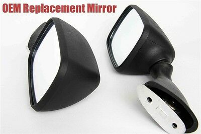 OEM  Replacement Mirrors for SUZ GSXR600 750 01-03 1300 R Hayabusa 1999-2012