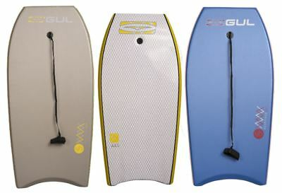 "GUL RESPONSE 36"" 42"" Bodyboard +Leash Body board Surf Boogie Board Adults Kids"