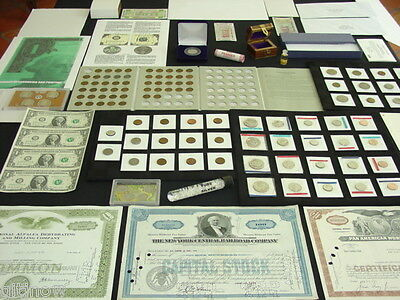 NICE! US COIN COLLECTION LOT ~ GOLD ~SILVER~ MORE! MINT ~ PROOF SET ~HUGE ESTATE