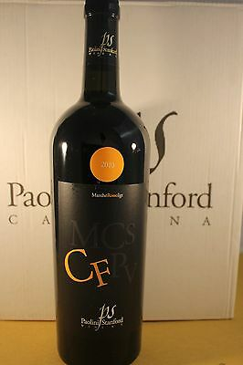 Cabernet Franc I.g.t.  Anno 2010 Cantina Paolini E Stanford Ps Winery