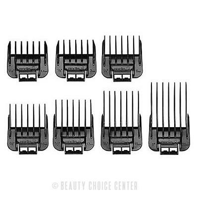 Andis Improved Master Clipper 7 Piece Comb Set #01380