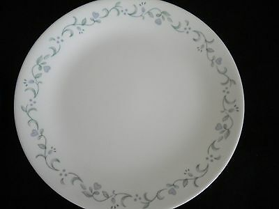 "SET OF 4 CORELLE COUNTRY COTTAGE DINNER PLATES 10 1/4"" - by CORNING EC"