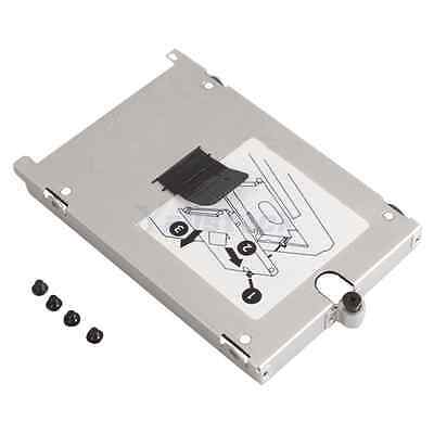 New Laptop Hard Drive Caddy with Screws for HP NC6400