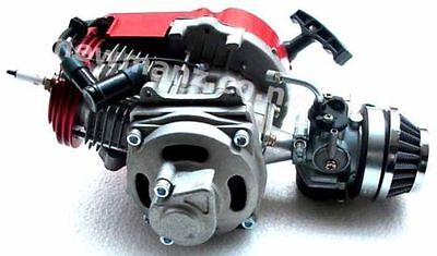 Motore con BIG BORE  7 TRAVASI MADE IN ITALY per MINICROSS/MINIMOTO/MINIQUAD