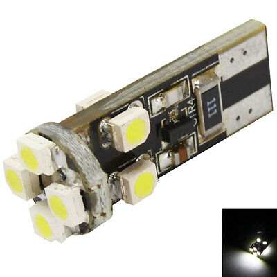 New 2 X Canbus T10 1210 8 LED SMD Car Interior Lights Lamp Bulbs 12V White UK