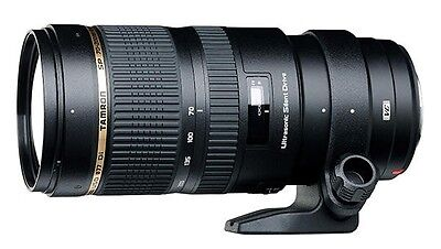 TAMRON SP 70-200mm f/2.8 Di VC USD TELEPHOTO LENS FOR NIKON A009N REFURBISHED