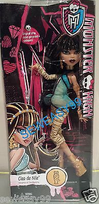 Monster High Killer Style Cleo De Nile Daughter of the Mummy