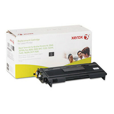 TN-350 Replacement Toner Cartridge for Brother HL-2040 2070N MFC-7220 - 6R1415