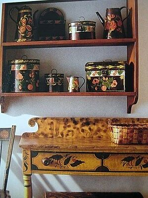 AMERICAN COUNTRY FURNITURE BOOK - PAINTED - SHAKER & MORE - SPRING SALE