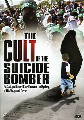 The Cult of the Suicide Bomber (DVD, 2006) WORLDWIDE SHIP AVAIL!