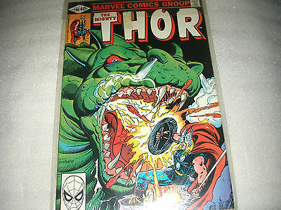 "THE MIGHTY THOR (1980) #298""   MARVEL COMICS"
