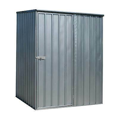 Sealey Galvanized Steel Storage Double Door Shed 1.5 x 1.5 x 1.9mtr - GSS1515