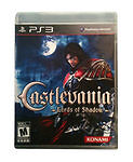 PS3 CASTLEVANIA LORDS OF SHADOW COMPLETE WITH BOOK