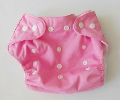 Sweet 1pcs New Adjustable Reusable Baby Washable Cloth Diaper Nappies