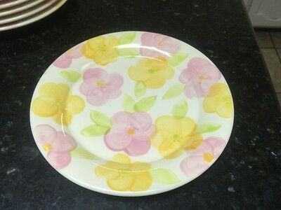 Franciscan Garden Party Lunch Plates