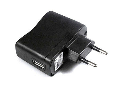 Hot USB AC Power Supply Wall Adapter Charger for MP3 MP4 Cell Phone PDA EU Plug