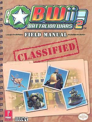 Battalion Wars 2: Prima's Authorized Field Manual (Prima Official Game Guides)