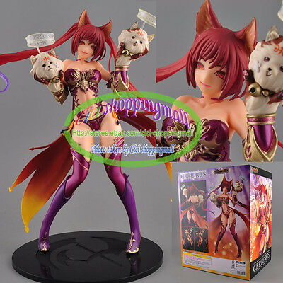Game Rage of  Bahamut Cerberus 1/7 scale 24cm Figure New in Box Collectable Gift