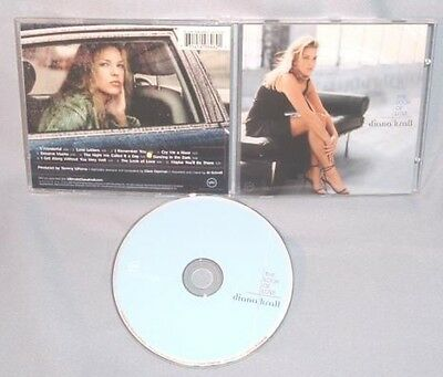 CD DIANA KRALL The Look of Love CANADA MINT