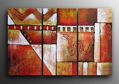 Large Modern Abstract Oil Painting On Canvas Handmade Genuine High Quality