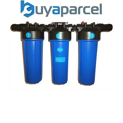 Aquatiere EAU1 Pureau Whole House Water Filter & Salt Free Water Softener
