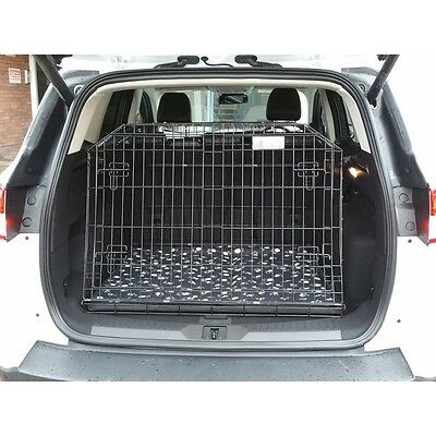 FORD KUGA 08-16 Sloping Dog pet puppy travel training cage crate transporter