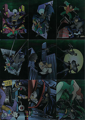 The Adventures Of Batman And Robin, Single R.a.s Foil Cards