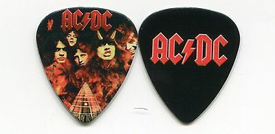 AC/DC Novelty Guitar Pick!!! HIGHWAY TO HELL #9