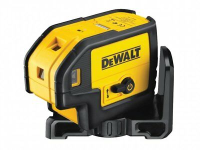 DeWalt DW085K Self Levelling Laser Point 5 Beam