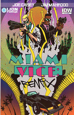 MIAMI VICE REMIX #1 (of 5) New Bagged