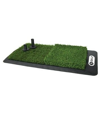 SKLZ Launch Pad Golf Multi Purpose 3 in 1 Practice Mat with tees