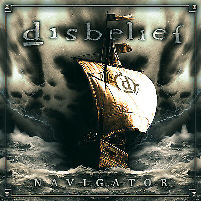 DISBELIEF Navigator Lim.Edition CD+DVD ( MASCL 538 )
