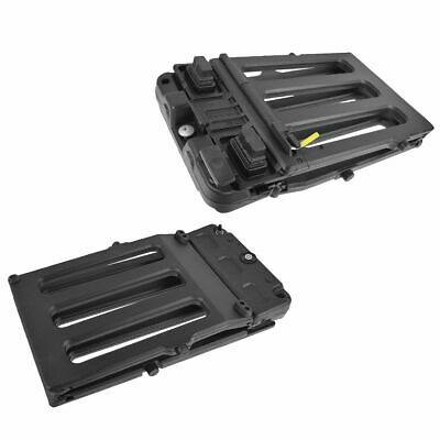 OEM Stowable Tailgate Extender Kit Black for Ford F250 F350 F450 F550 Pickup NEW